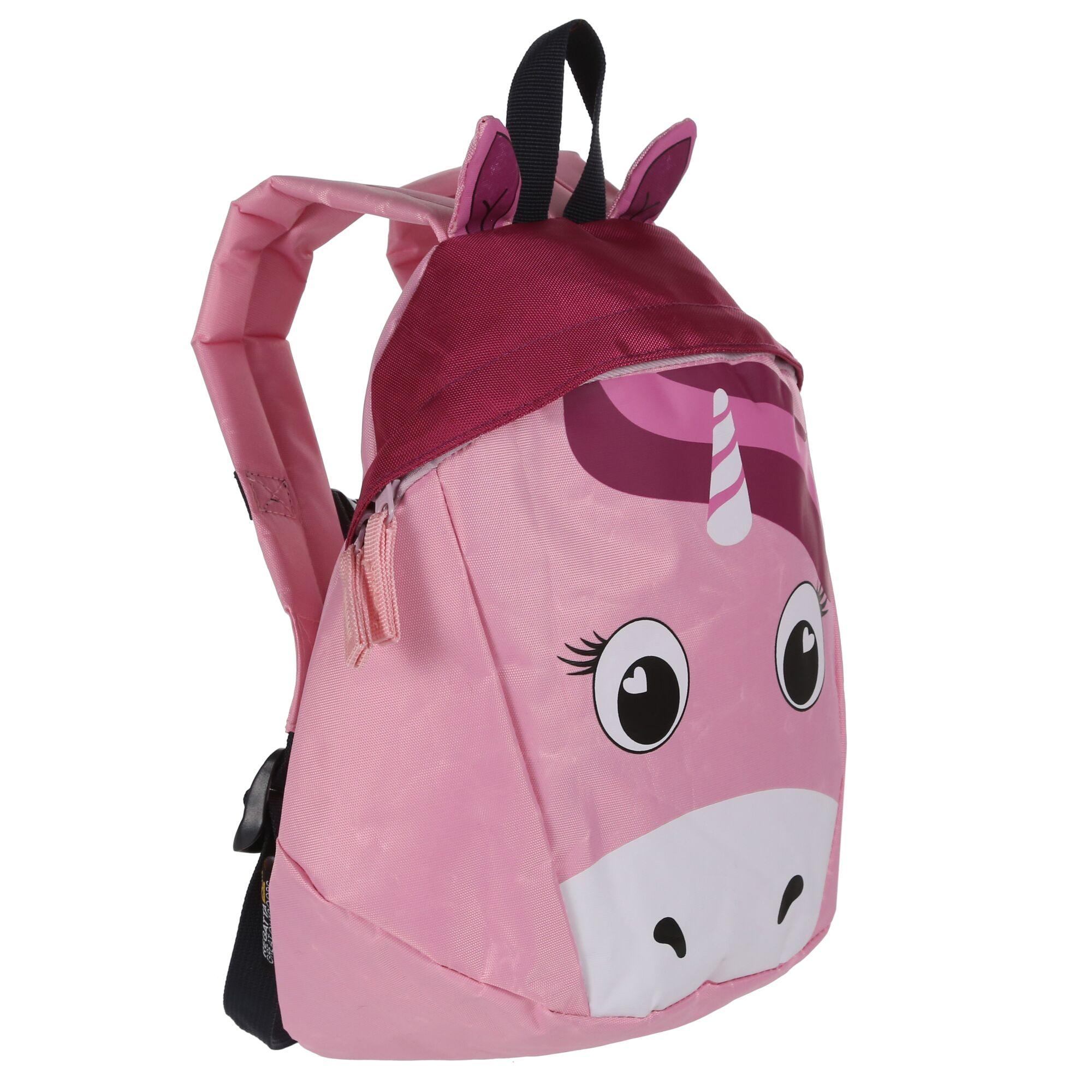 Regatta Kids/' Roary Animal Backpack Pink