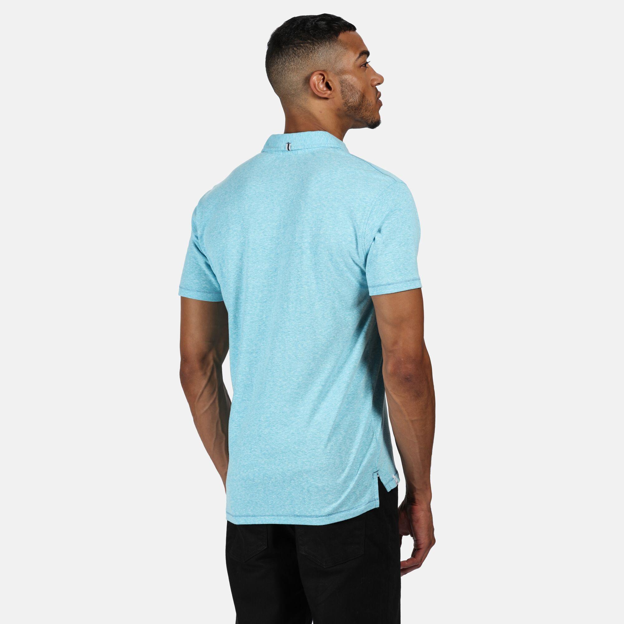 Blue Regatta Men/'s Mando Coolweave Polo Shirt