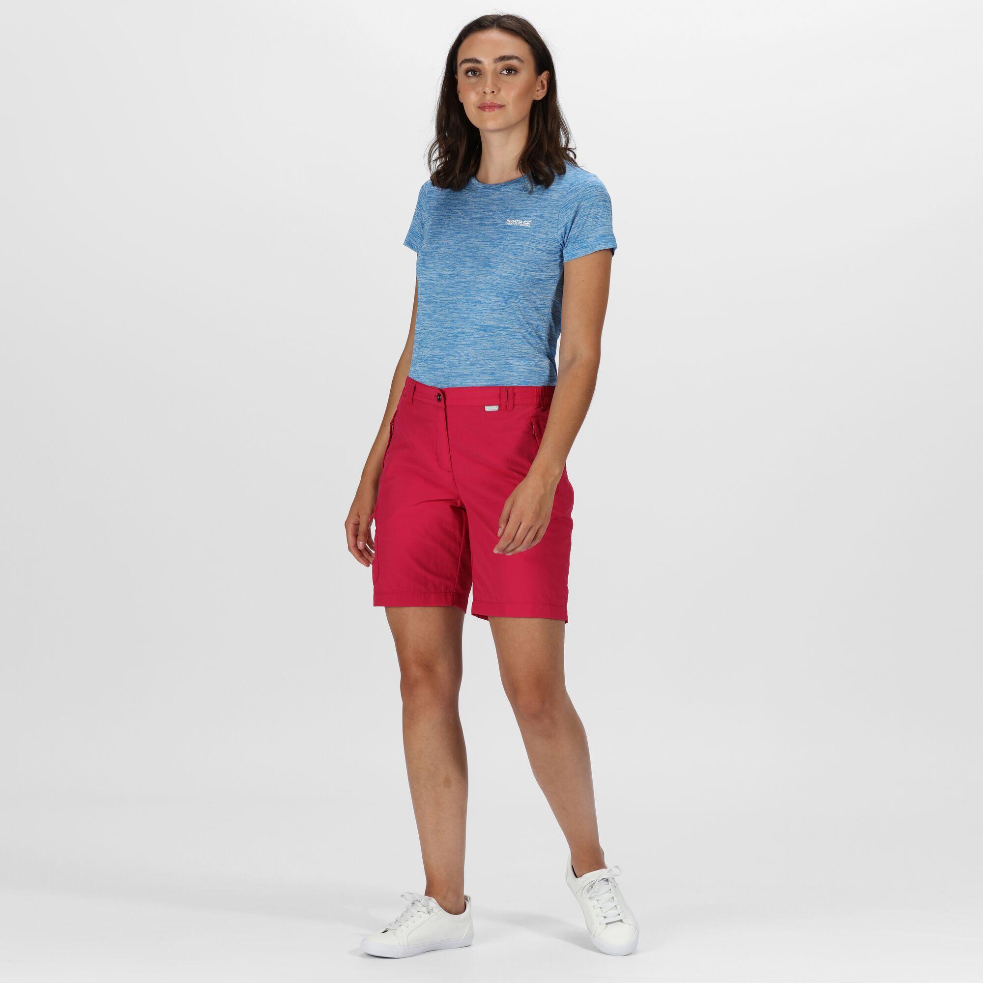 Women/'s Chaska II Walking Shorts Pink